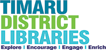 Timaru District Libraries - Explore | Encourage | Engage | Enrich